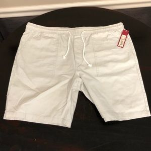 Merona drawstring shorts. Men's size L